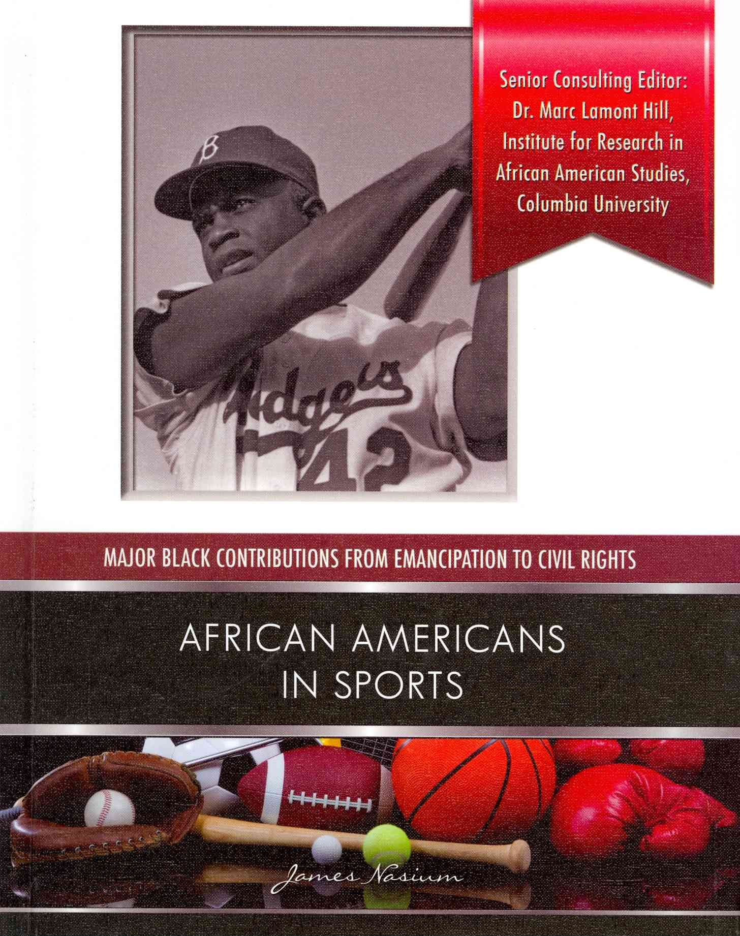 African Americans in Sports By McCormick, Lisa Wade